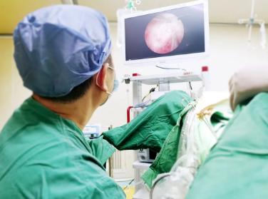 案例回顾 | 子宫瘢痕憩室宫腔镜微创切除
